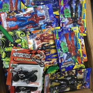 Assorted Toys wholesale