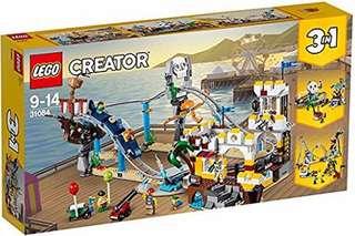 MISB Lego 31084 Creator 3-in-1 Pirates Roller Coaster