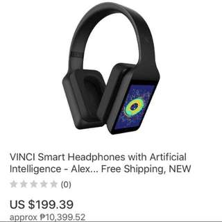 Vinci Smart Wireless Headphones