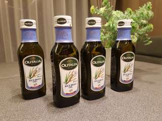 🚚 奧利塔玄米油250ml~ 義大利原裝進口