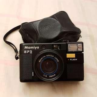 Mamiya EF2 Film Camera