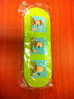 Brand new Tin Tin pencil case from London