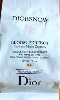 Dior snow bloom perfect 005 refill