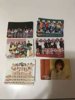 Twice 專輯卡