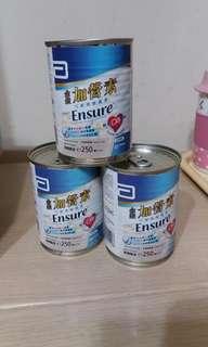 金裝加營素(呍呢嗱味)250亳升