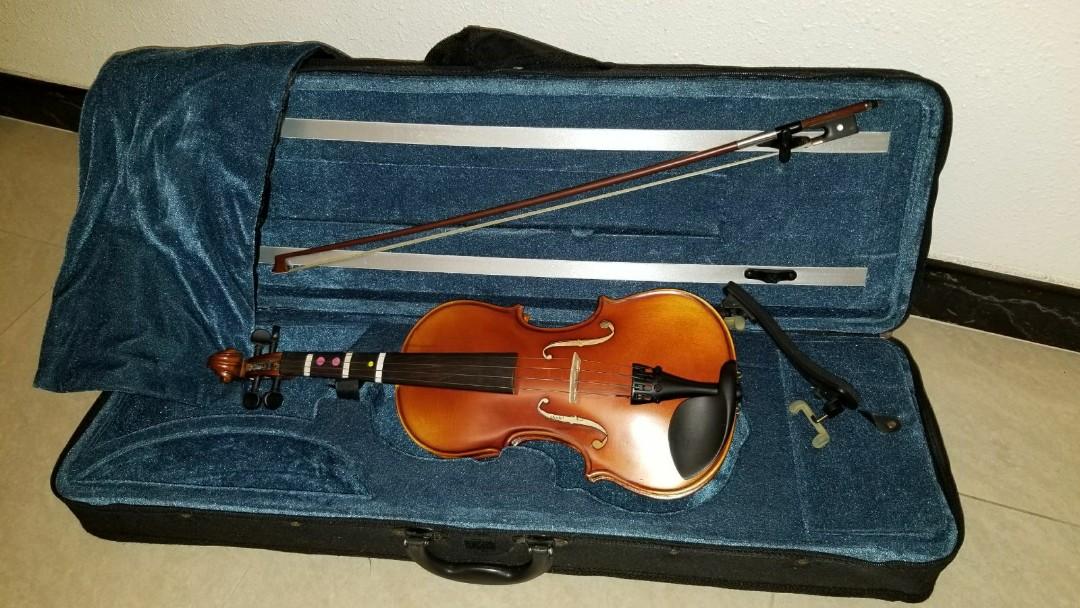 二手Aiki model 402. 1/2小提琴