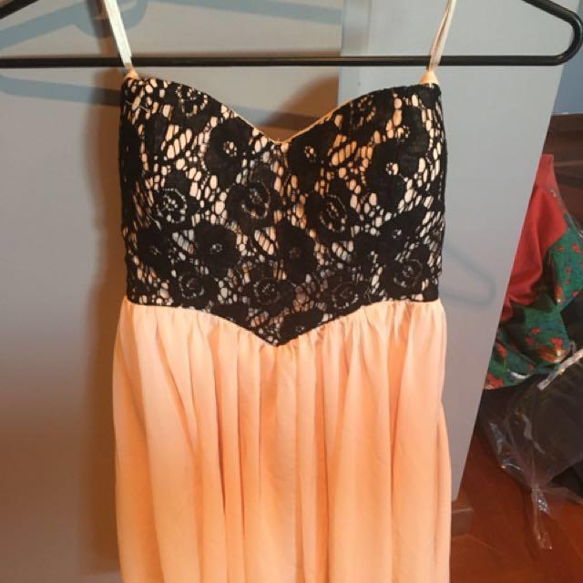 # It's dress time