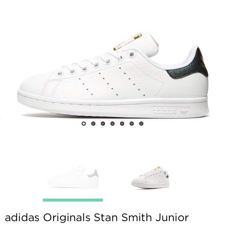 sports shoes c3176 30743 Adidas Stan Smith Junior