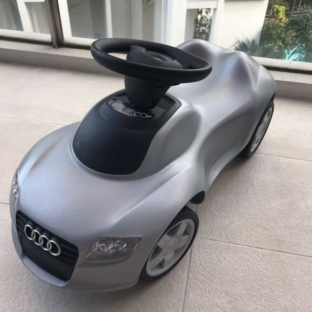 Audi Toy Car Babies Kids Toys Walkers On Carousell