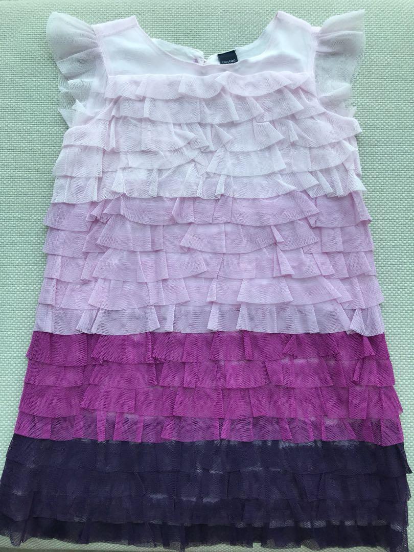 1275c8e90dfe BabyGap Toddler Girls Dress, Babies & Kids, Girls' Apparel on Carousell
