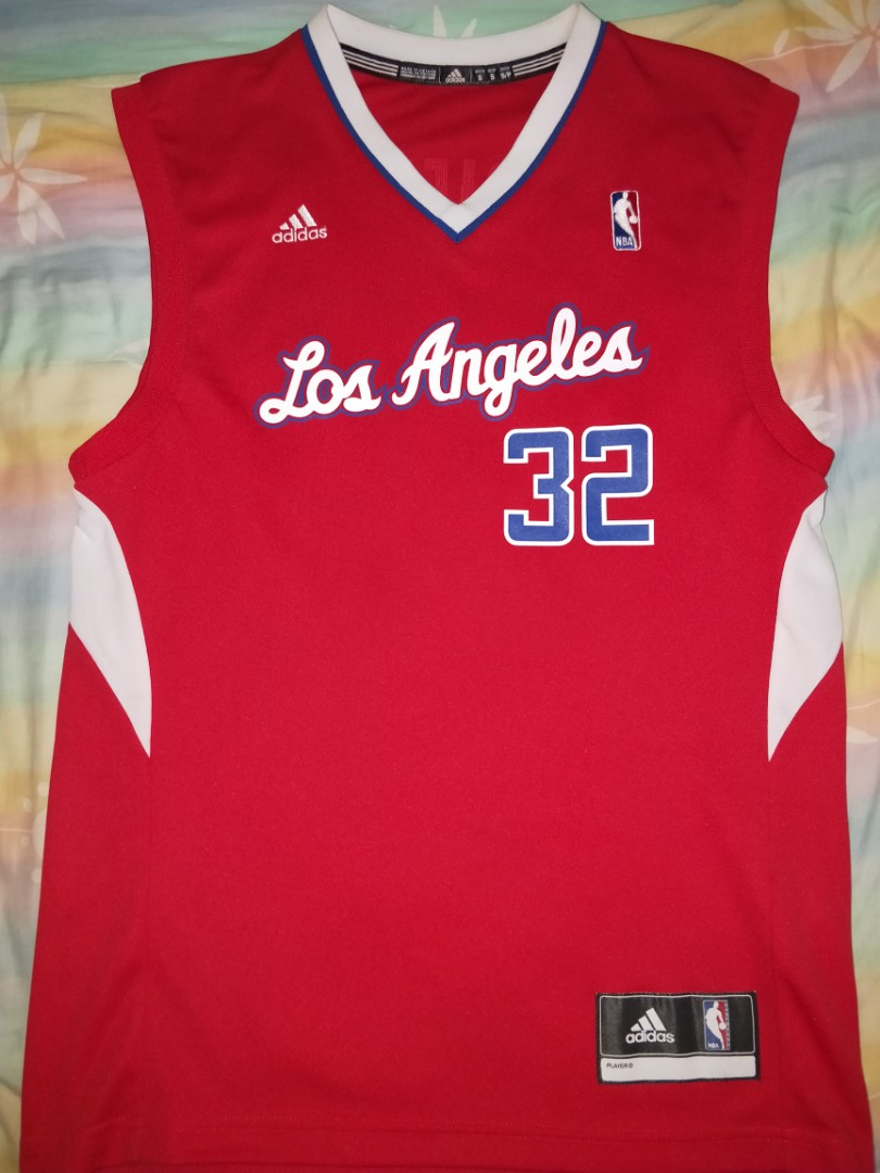 low priced 7fd3a b23f4 Blake Griffin 2012 Clippers NBA jersey