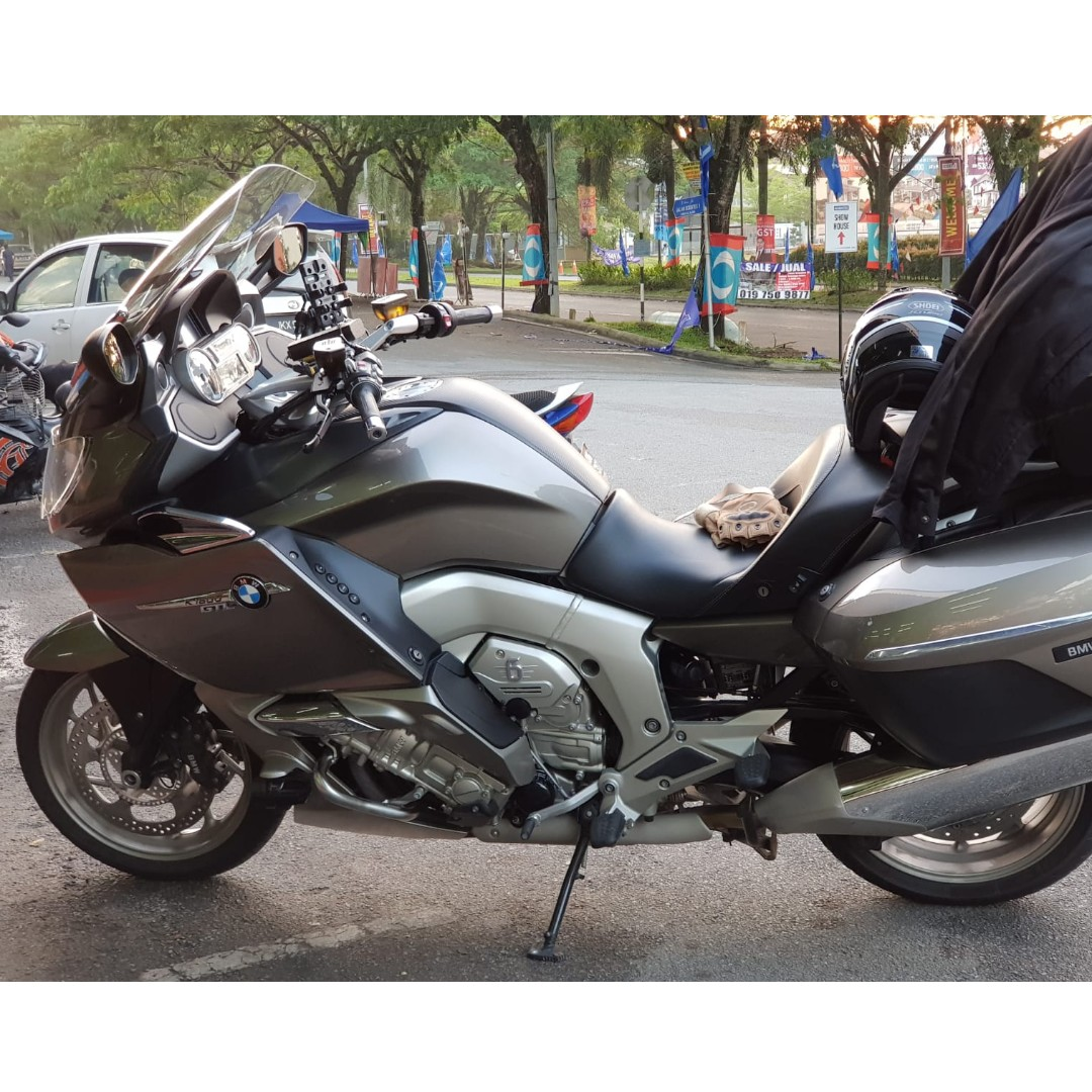 BMW K1600GTL, Motorbikes, Motorbikes for Sale, Class 2 on
