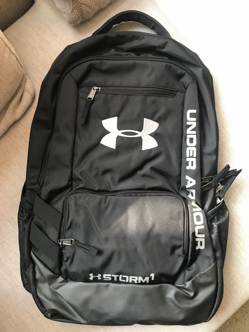 e1ae412d9c76 BNIB UNDER ARMOUR STORM 1 Backpack