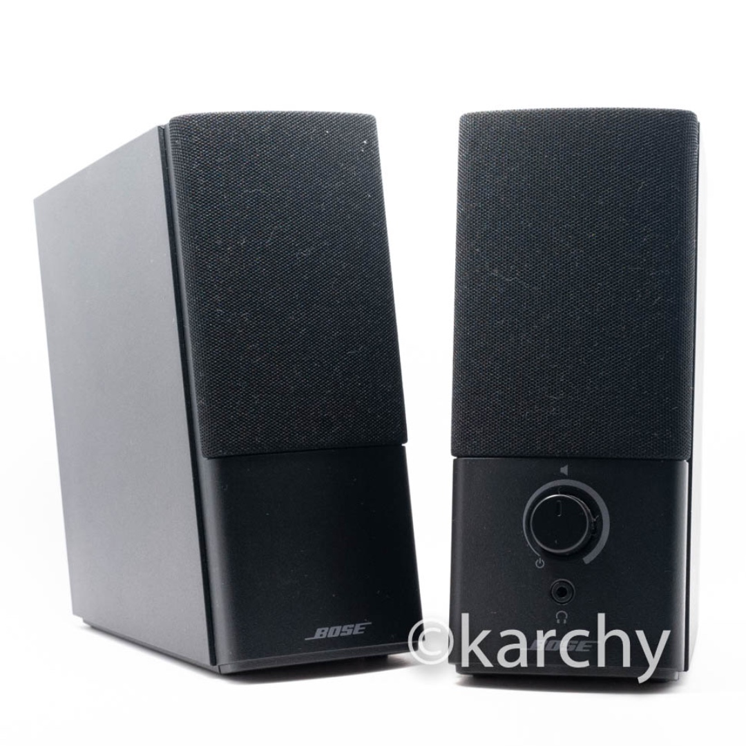 2c65f6e53dc Bose Companion® 2 Series III (3) Multimedia Speaker System ...