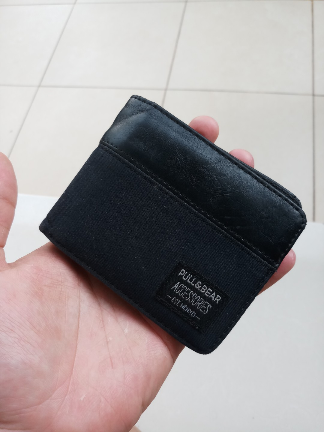 Clutch pierre cardin original buy one get one(dompet kecil)