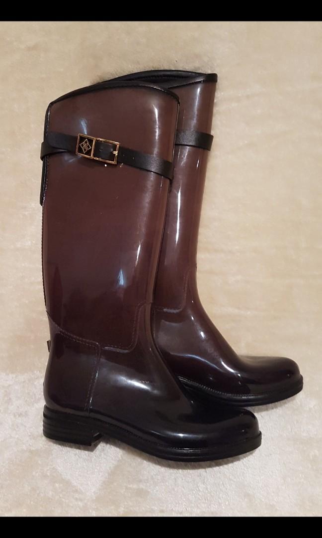 DAV Bristol ombre rain boots sz 6