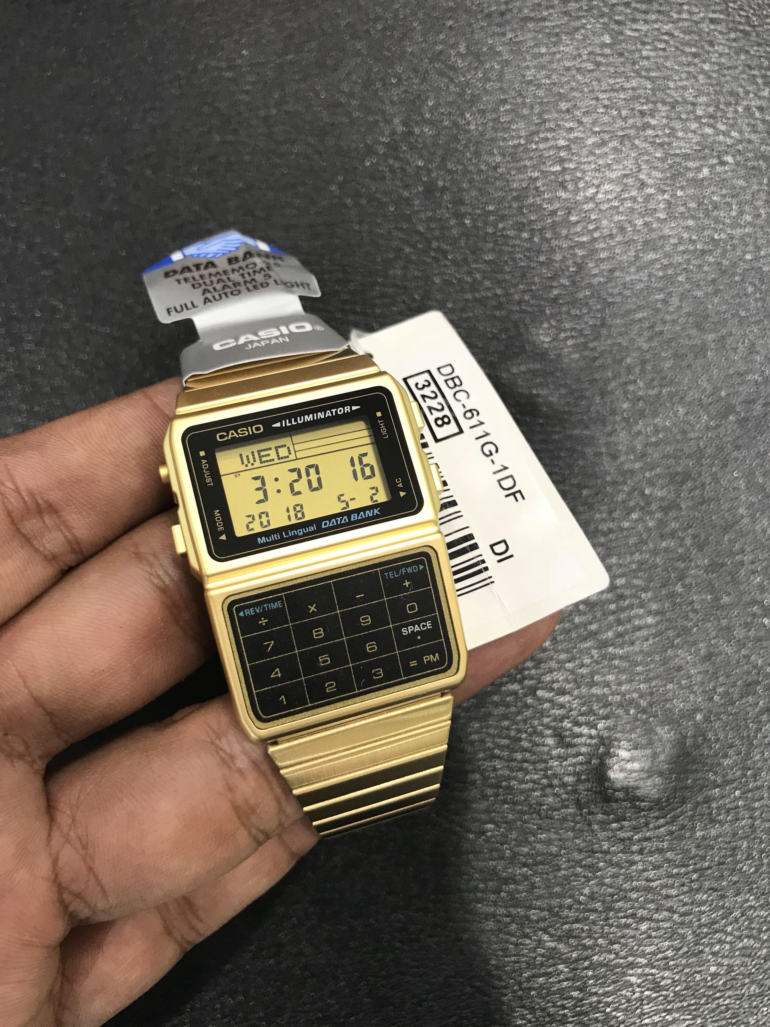 Casio G Shock Dw9052v 1 Mens Watch Black 24 Hr Stopwatch 200 Meter Source DBC611G Casio