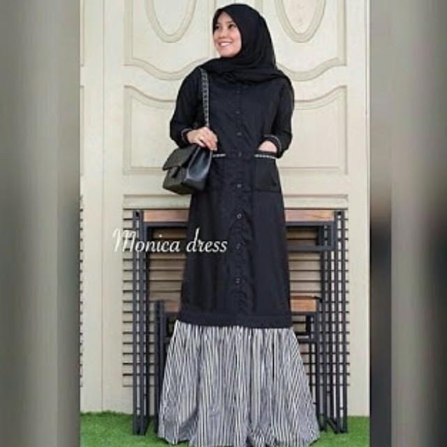 Gamis Casual Toyobo Premium Baju Hijabers Women S Fashion Muslim