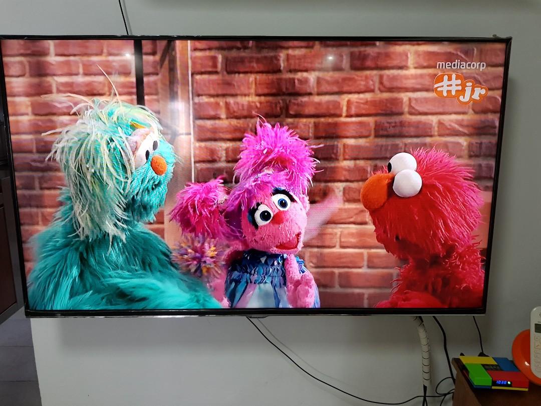 Garage Sale Samsung 48 Smart Tv Ua48h5500 Best Buy Home