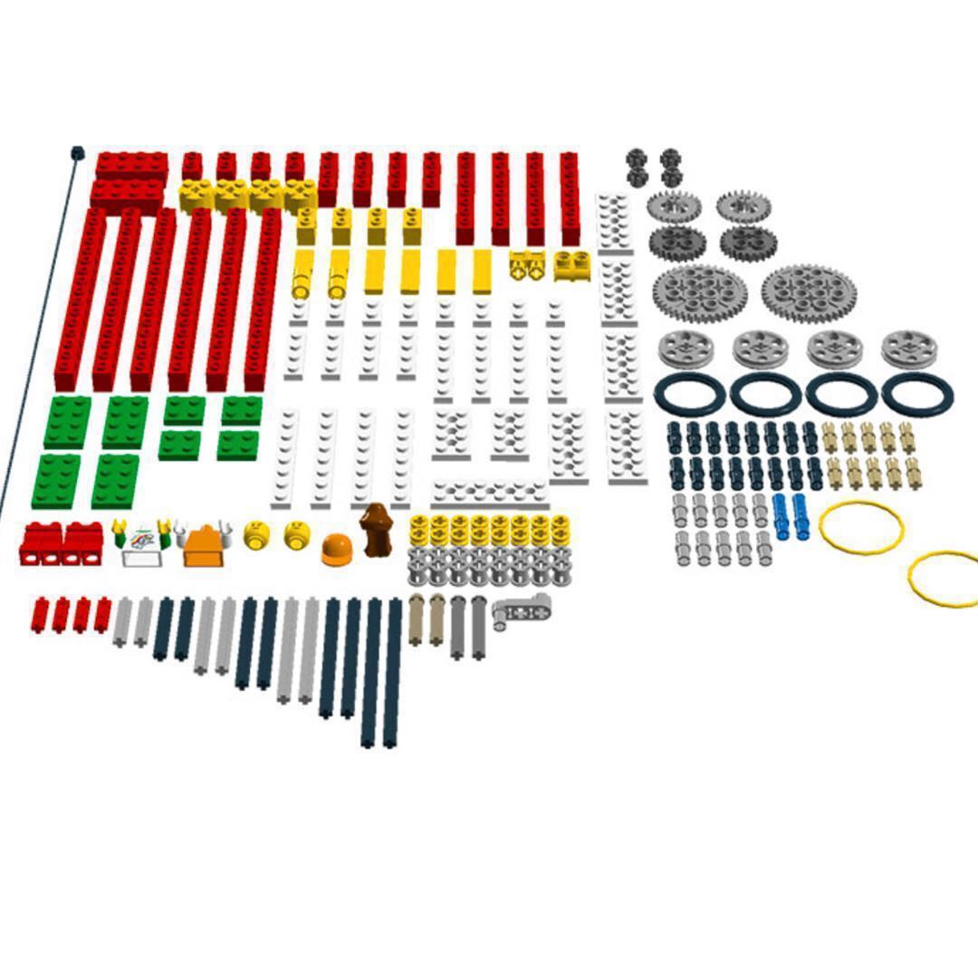 Lego Education Simple Machines Set 9689 Preorder Toys S