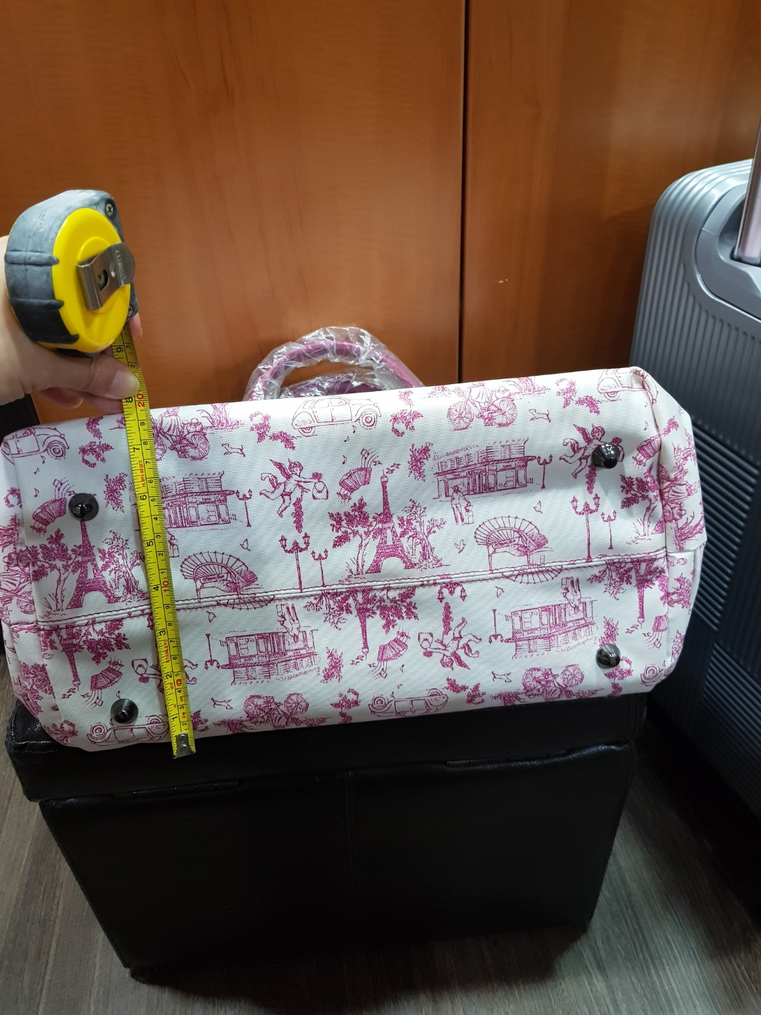 Lipault bowling travel bag medium, Mother's Day gift
