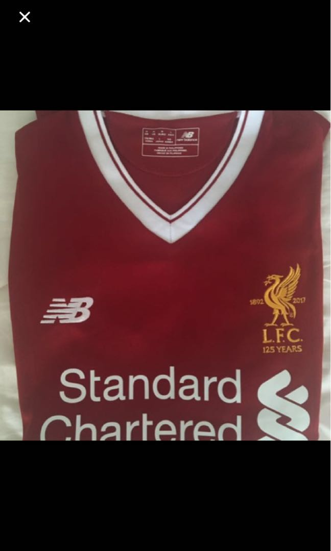 new product d7179 5c2b1 Liverpool Jersey 17/18 Elite Version, Sports, Sports Apparel ...