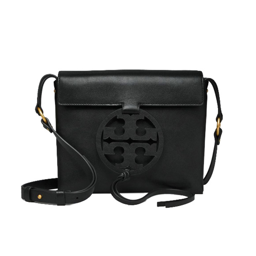 b4c27d25f52 NEW ARRIVAL Tory Burch Miller Crossbody Bag Black