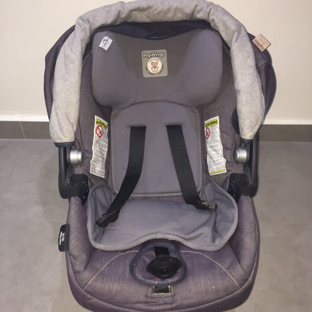 Peg Perego Switch Four Pram Infant Car Seat Babies Kids Strollers Bags Carriers On Carousell