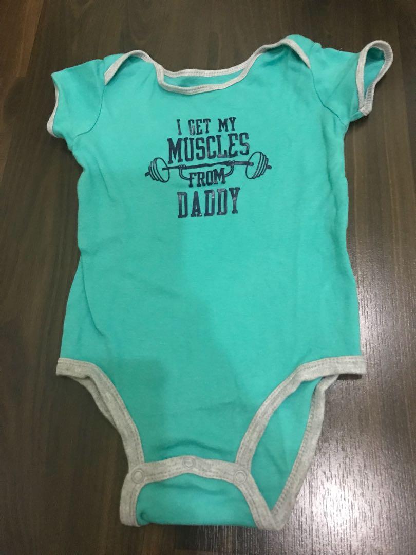 Preloved baby jumper carter for 12 months