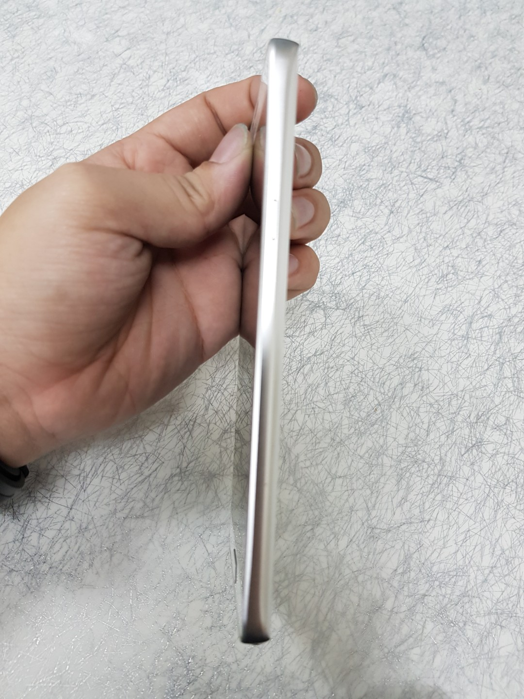 Samsung note5 pearl white