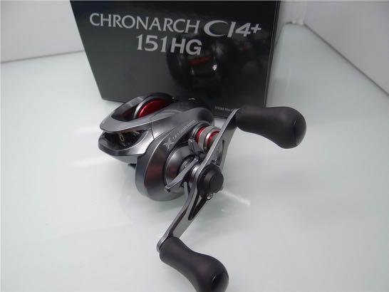 477a66bd2da Shimano Chronarch Ci4 151HG Original Made in Japan, Sports, Other on ...
