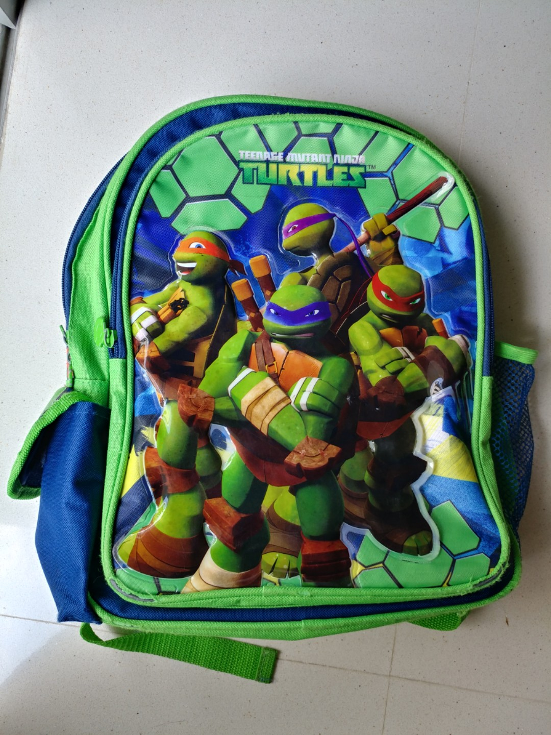 e9492760a86 🐀🐢Teenage Mutant Ninja Turtles Backpack, Babies & Kids on Carousell