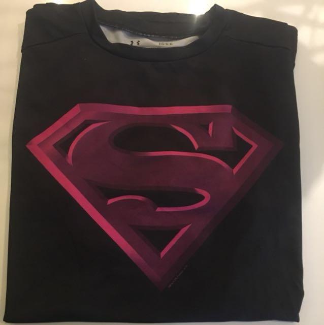 Under Armour Superman T Shirt