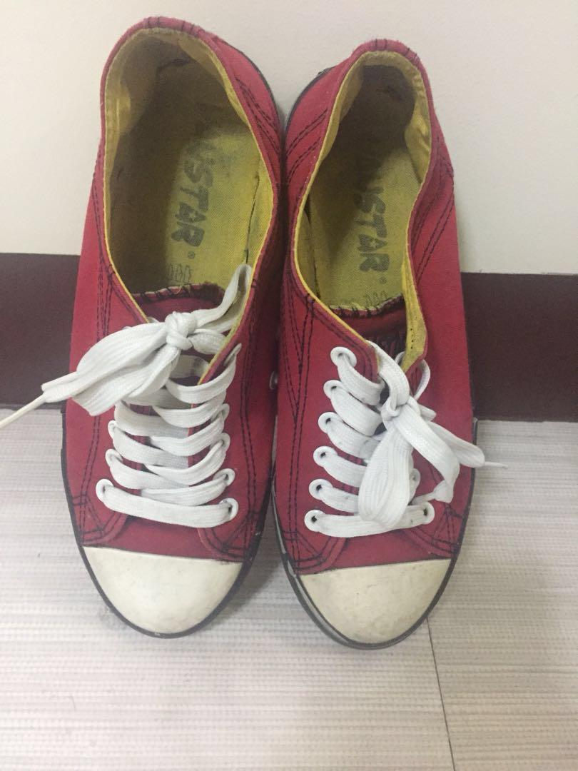 9888283d2b VANSTAR Red Shoes