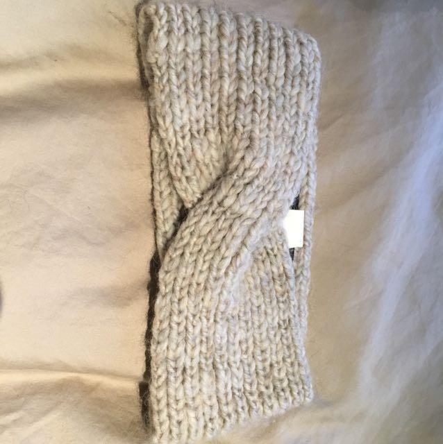 Wilfred Free winter Headband