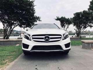 Benz GLA250
