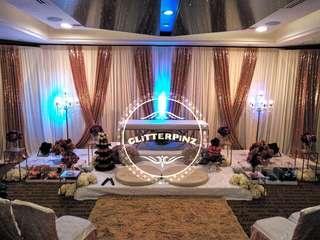 Wedding decor package  / pelamin / dais / nikah set up