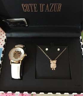 Cote D'Azur Jewelry Set