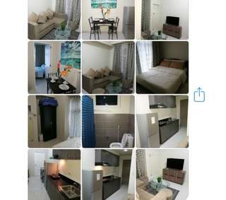1BR furnished unit