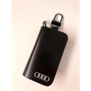 Audi奧迪鑰匙圈 鑰匙包