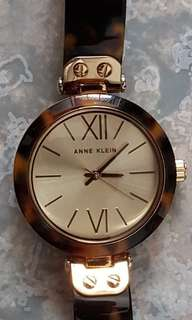 ANNE KLEIN Gold Dial Ladies
