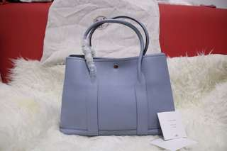 SALE HERMES GARDEN PARTY RARE COLOR