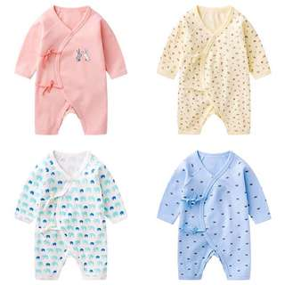 Newborn Cotton Butterfly Long sleeve