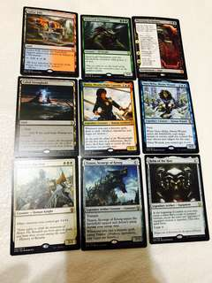 MTG Magic the Gathering - Bunch of Dominaria cards