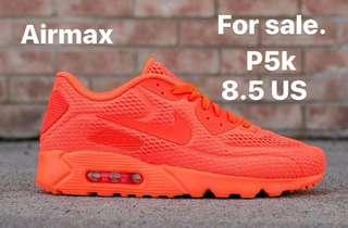 Nike Airmax Original Triple Orange