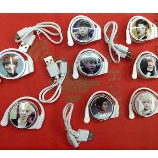 Korean MP3 earphone