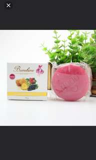 Thai bumehime soap whitening soap