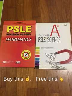 Assessment Books PSLE