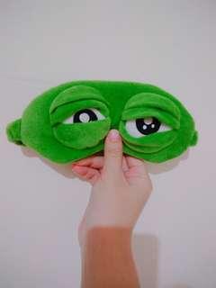 Pepe青蛙/惡搞眼罩/眼罩