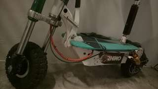 EVO Rhino escooter
